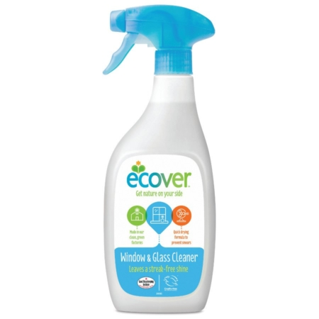 Window & Glass Cleaner, Ecover