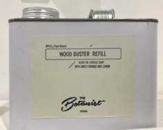 Wood Duster Refill Can, The Botanist