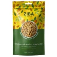 ZIBA FOODS SHAKHURBAI ALMONDS 150G