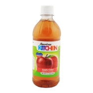 AMERICAN KITCHEN APPLE CIDER VINEGAR 473ML
