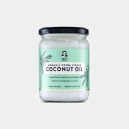 Anvi Extra Virgin Coconut Oil, Rootz Organic