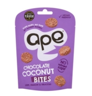 APE COCONUT CHOCOLATE BITES 26G