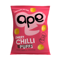 Coconut Sweet Chili Puffs, Ape