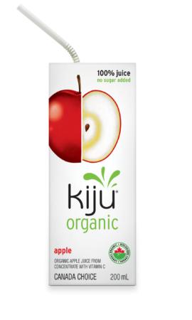Organic Apple Juice, Kiju