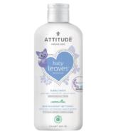 Baby Leaves Bubble Wash Almond Milk, Attitude