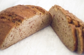 Wild Bacon Bread 400g