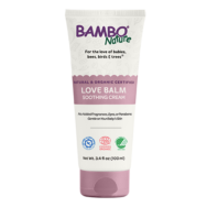 Love Balm Soothing Cream, Bamboo Nature