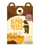 Organic Alpha Bites Cocao Multigrain, Bear
