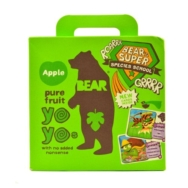 Apple Real Fruit Yoyo's, Bear