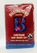 Dark Brown Soft Sugar, Billington's