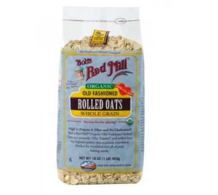 bob mills organic rolled oats ripe organic
