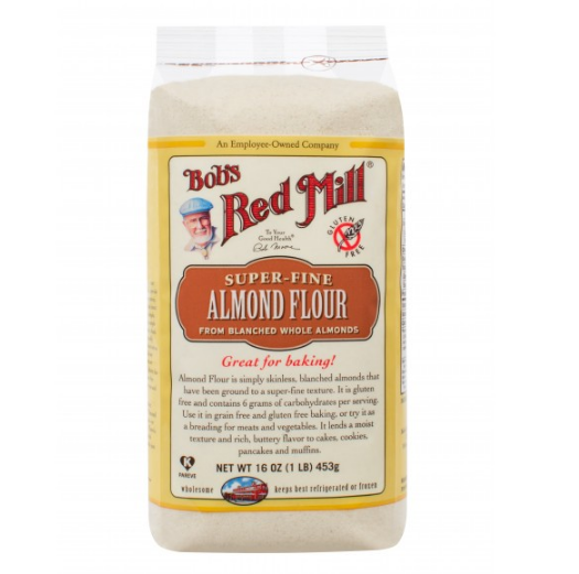 bobs red mill almond flour ripe organic