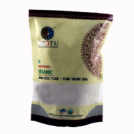 Brown Rice Flour Stone Ground, Rootz Organic