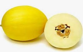 ORGANIC CANARY MELON (YELLOW)