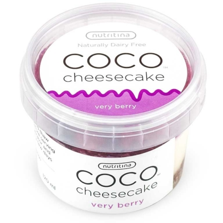 Berry Cheesecake, Coco Yogo