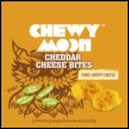 CHEWYMOON CHEDDAR CHEESE BITES 12X15G
