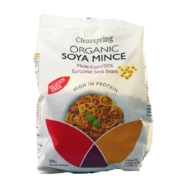 Organic Soya Mince, Clearspring