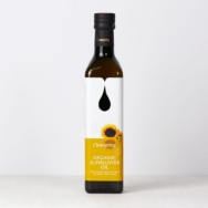 Organic Sunflower Oil, Clearspring