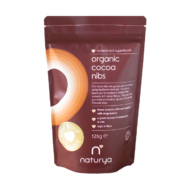Organic Cacao Nibs, Naturya