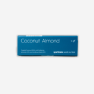 SPARKBAKE COCONUT ALMOND BARS 43G