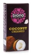 BIONA ORGANIC CREAMED COCONUT 200G