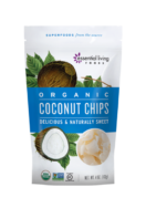 Coconut Chips Org, Essential Living Foods