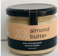 Coconut Almond Butter, Coco Yogo