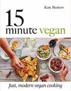 15-Minute Vegan, Cookbook