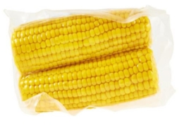 ORGANIC COOKED CORN PACK 2PCS