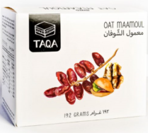 Mixed Oat Maamoul Cookies, Taqa 192g