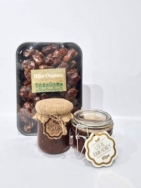 DATE HONEY AND PEANUT BUTTER GIFT SET