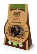 Organic Dates In Chocolate, Doti