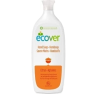 ECOVER CITRUS AND ORANGE BLOSSOM HAND SOAP 1L