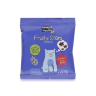 FREAKIN HEALTHY KIDS RASPBERRY FRUIT JELLIES 21G