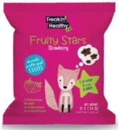 FREAKIN HEALTHY KIDS STRAWBERRY FRUIT JELLIES 21G