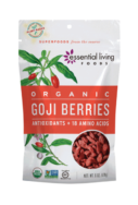 Organic Goji Berries, Essential Living Foods