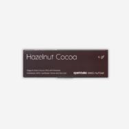 SPARKBAKE HAZELNUT COCOA BARS 43G