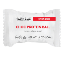 Chocolate Protein ball, Health Lab