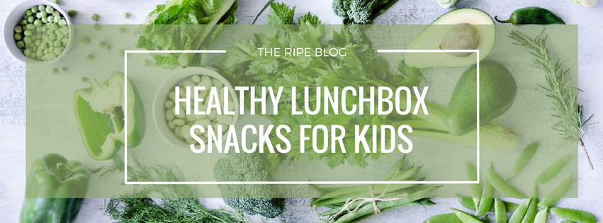 healthy lunchbox snacks for kids