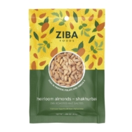 ZIBA FOODS SHAKHURBAI ALMONDS 30G