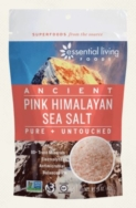 ESSENTIAL LIVING FOODS HIMALAYAN SEASALT FINE 453G