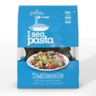 Seaweed Tagliatelle, I Sea Pasta