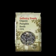 Organic Pumpkin Seeds, Infinity