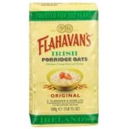 FLAHAVAN'S IRISH OATS ORIGINAL 500G