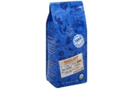 JAVA ORGANIC GROUND COFFEE HAZELNUT 283G