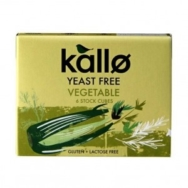 Yeast Free Vegetable Stock Cubes, Kallo