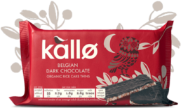 Belgian Dark Chocolate 90g, Kallo