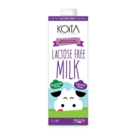KOITA ORGANIC LOW FAT LACTOSE FREE MILK 1L