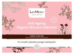 Complete Anti Aging Pack For Dry Skin, La Mav