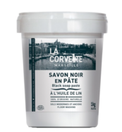 Black Soap Paste, La Corvette Marsille 1kg